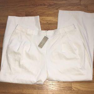Spiegel Pants - Spiegel classic white pant